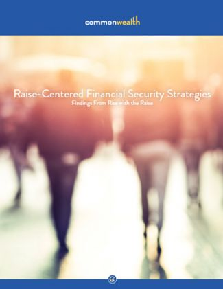Raise-Centered Financial Security Strategies