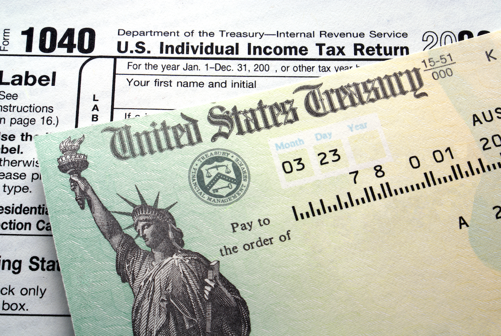Getting People to Save Their Tax Refund, The Largest Check They Get All Year